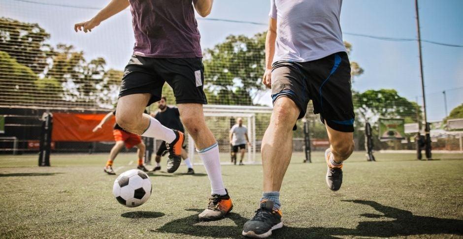 cuidate de estas lesiones en el futbol