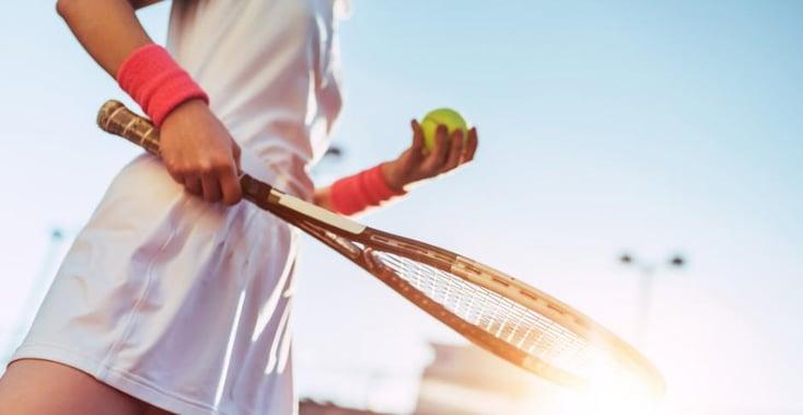 lesiones en el tenis